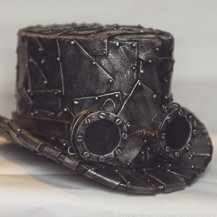 Steampunk Hats 18