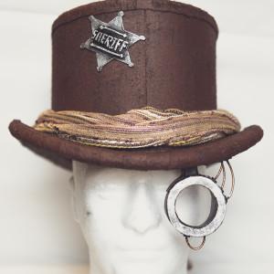 Steampunk Hats 31
