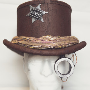 Steampunk Hats 31