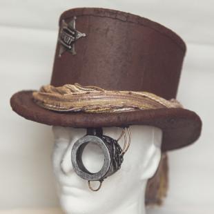 Steampunk Hats 32
