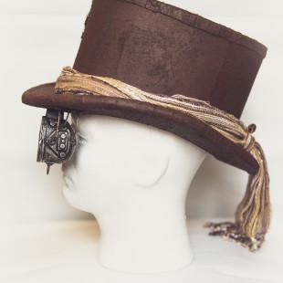 Steampunk Hats 34